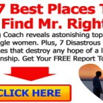 Best Places To Find Mr. Right