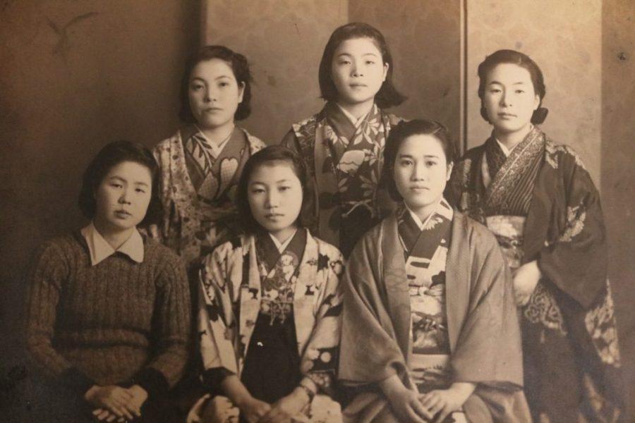 Japanese Kimono - TSUBAKI VINTAGE