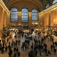 Grand Central Terminal-main concourse