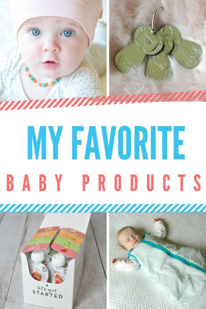 My Favorite Baby Products