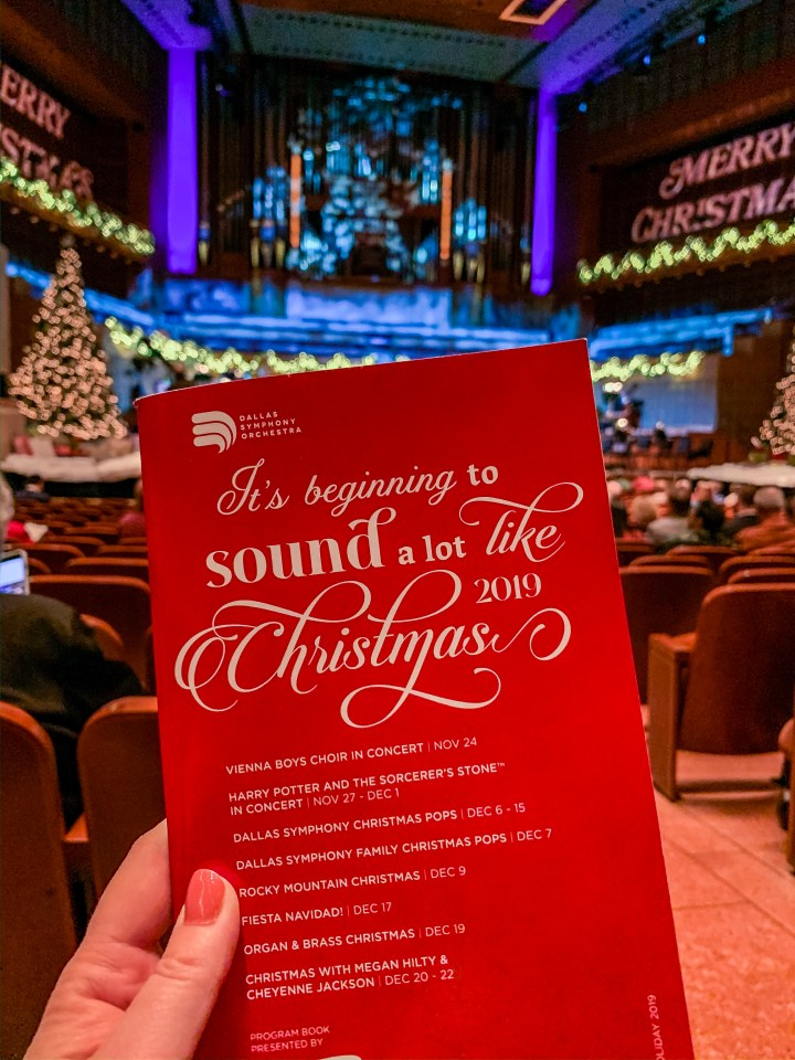 Dallas Symphony Orchestra-Christmas Pops