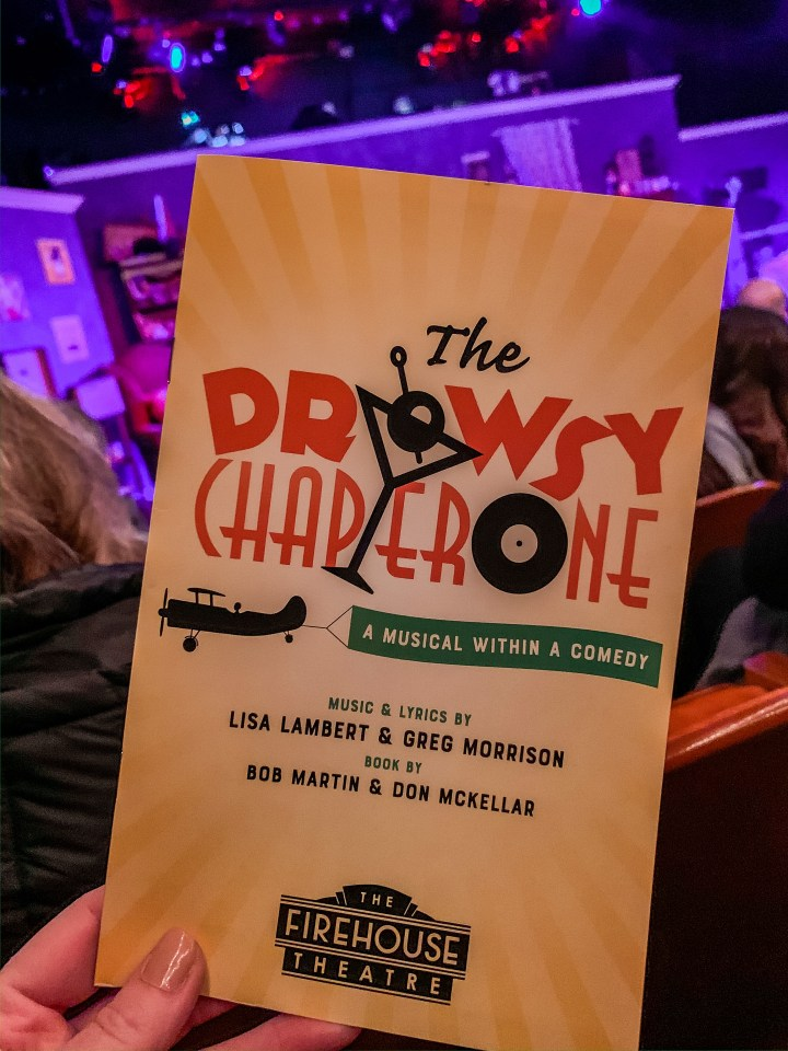 "The Firehouse Theatre Presents ""The Drowsy Chaperone"""