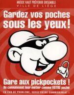 tourist safety tips paris - worst place for tourists