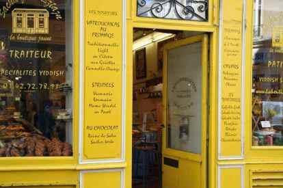 Rue des Rosiers - Paris - Deli