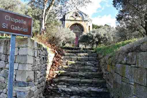Chapelle Saint Gabriel Hike