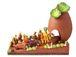 Easter in France - Pâques - Chocolate Creations