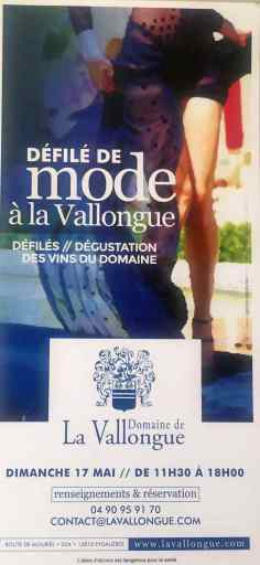 French Holidays in May - Domaine de la Vallongue