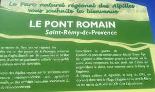 French Holidays in May - Le Pont Romain