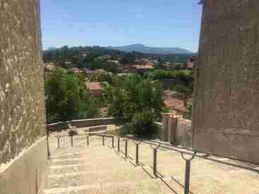 French Holidays in May - Village of Fuveau