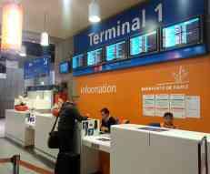 Budget travel in France - Info desk