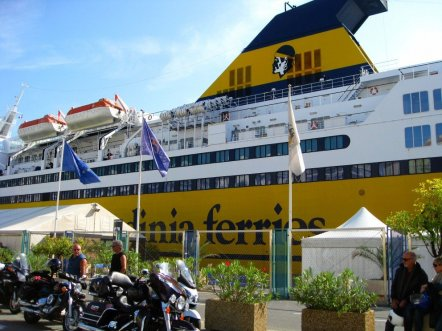 Planning Your Trip to Corsica - Ferry