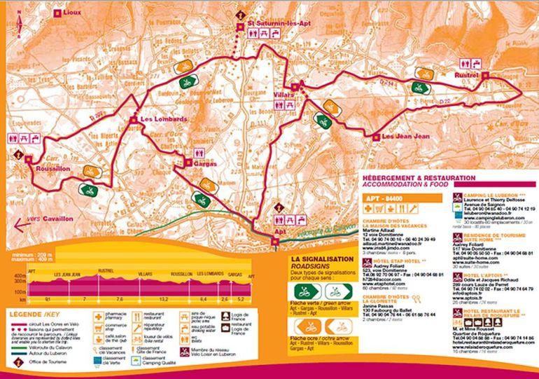 Colorado Provencal - Rustrel - Roussillon - Luberon Provence -Ochres