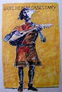 Roussillon Legend - Guilhem de Cabestany