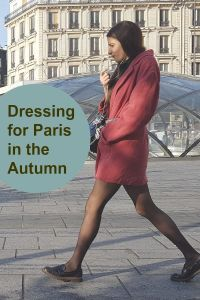 Dressing for Paris in the Autumn - by GGG