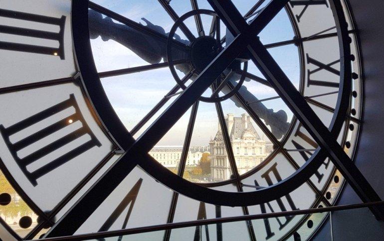Silent Sunday - Paris - Musée D'Orsay