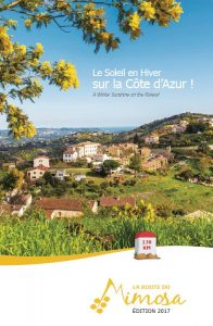 Route du Mimosa Itinerary - magazine