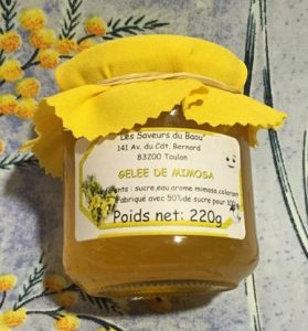 Route du Mimosa - Mimosa Lemon Jelly