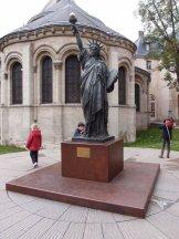 Friday Fun Facts Statue of Liberty Paris - Musée des Arts et Métiers