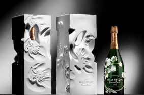French Champagne - Pierre Jouet Flowers