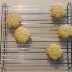 French Butter Cookies - Sablés Normand - Try not to eat more than 7 cookies at a sitting!