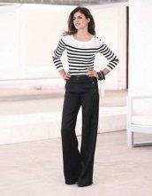 La Marinière - French Sailor's Shirt - with sailor pants