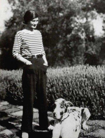 La Marinière - French Sailor's Shirt - Coco Chanel