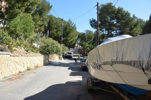 Provence's Blue Coast - Allée de la Falaise