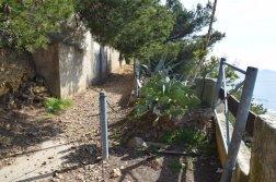 Provence's Blue Coast - pathway start