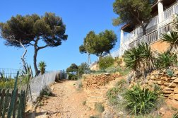Provence's Blue Coast - path to Calanques Athénors