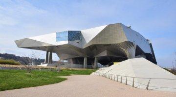 Le Musée des Confluences - Beetle Bug or Robot?