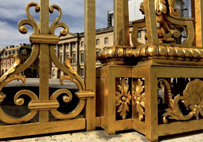 Silent Sunday - Versailles
