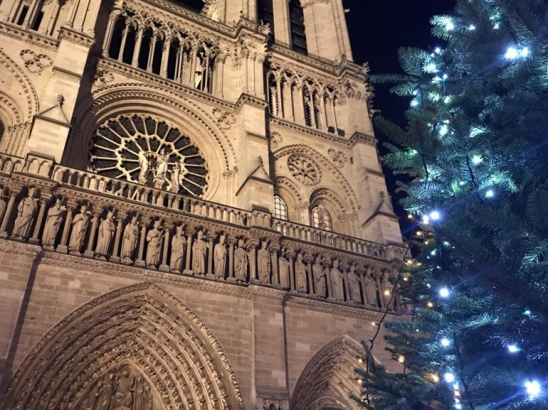 Paris Holiday Season - Close Up
