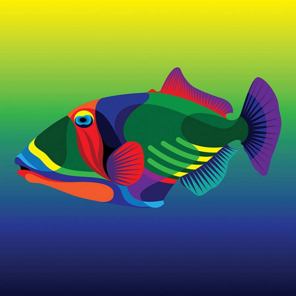 Tropical Fish - Matt W. Moore
