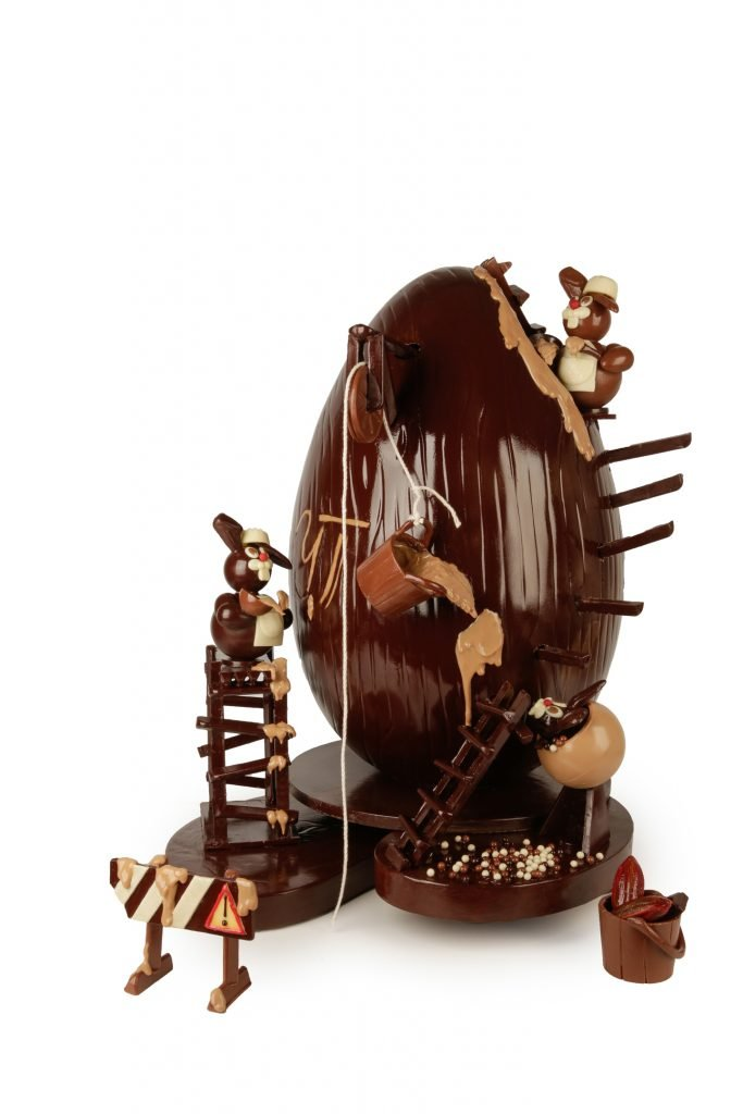 Joyeuses Pacques - Happy Easter - Chocolate Masterpiece 2019