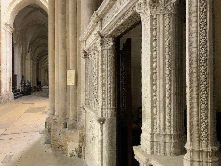 Silent Sunday - Fécamp - Abbatiale de la Trinité - 1175