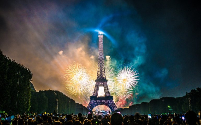 Happy Bastille Day! Photo by Yann Caradec from Paris, France