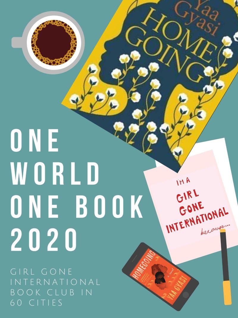 GGI Club: Homegoing, a Novel by Yaa Gyasi