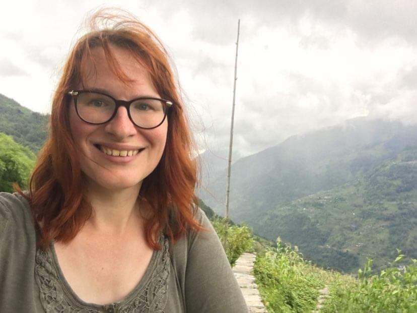 Andrea and LGBTQ+ Travel