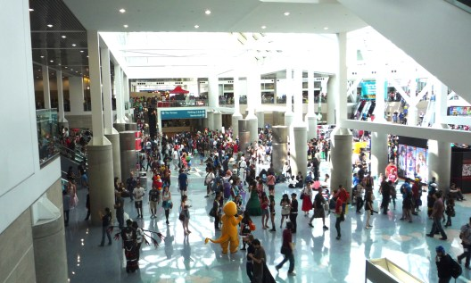 la_anime expo floor