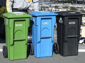 recycling bins sf