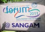 Sangham India. YWWF 2011.