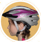 Safe Kids Canada Helmet flyer