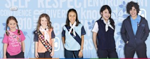 Girl Guides Uniforms