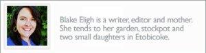 Blake Eligh