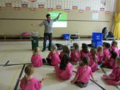 12th Milton Sparks with Halton Recycles