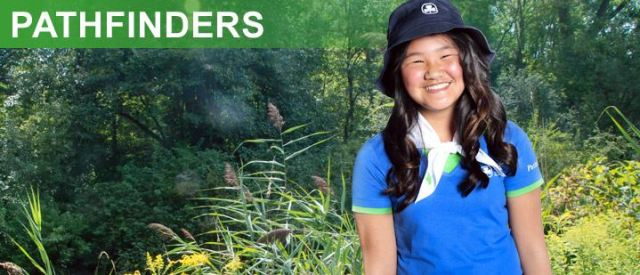 Pathfinder image girl guide store
