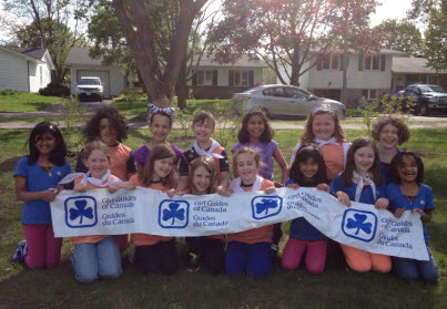 36th Ottawa Brownies via Guider Karen Reyburn