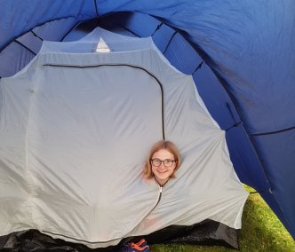 31st Guides Tents