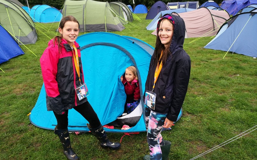 Bath Guides at Wellies and Wristbands