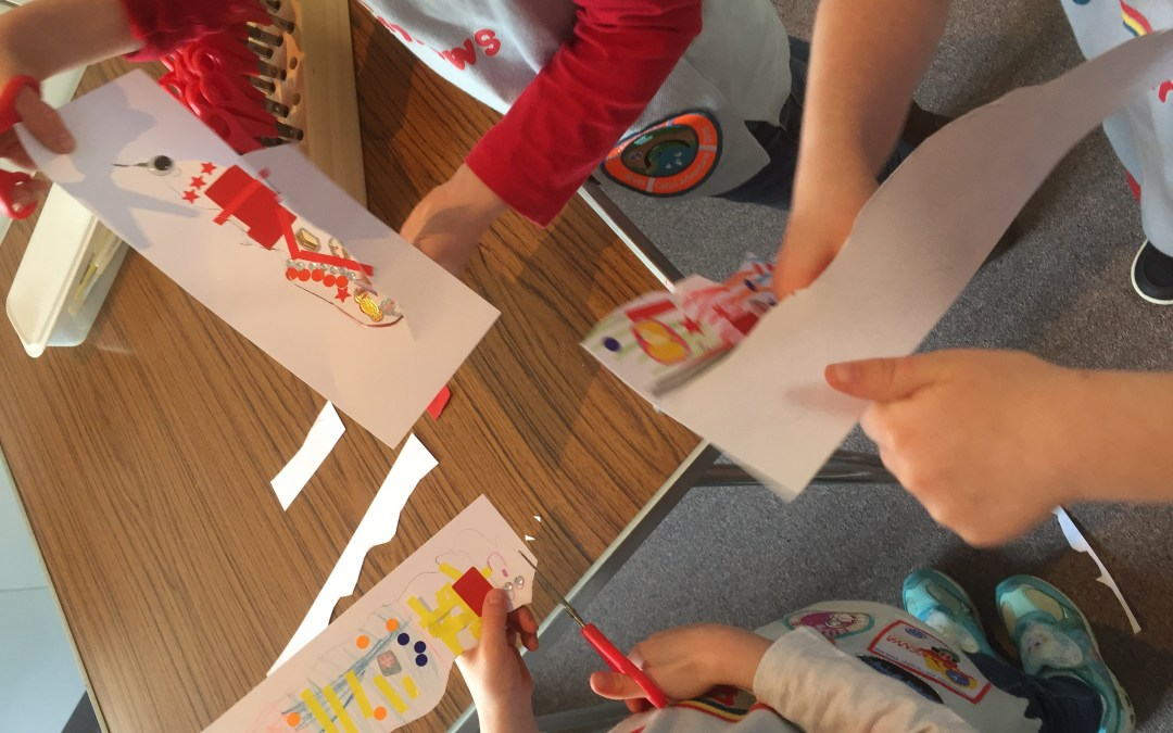 Walcot Rainbows Get Crafty with the New Programme